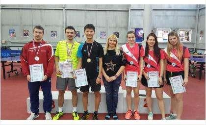 Теннисист из Бердска получил «золото» в чемпионате СФО в Иркутске