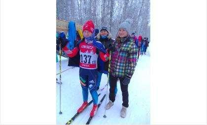 Лыжники из Бердска участвовали в гонках в Омской области