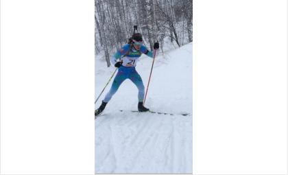 Вячеслав Ивченко на дистанции