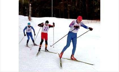 Первенство г. Бердска среди лыжников-любителей