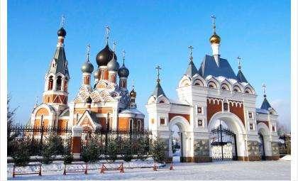 Преображенский кафедральный собор, г. Бердск