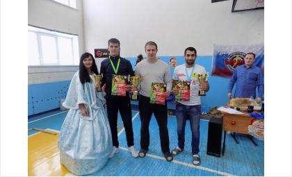 """Первое общекомандное место по рукопашному бою у СК """"Бердск"""""""