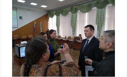 Владимир Захаров рассказал журналистам о грядущей проверке
