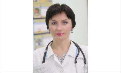 Оксана Геннадьевна Ярославцева, врач-эндокринолог