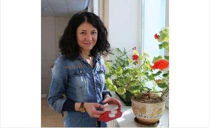 Кандидат биологических наук Софья Пантелеева