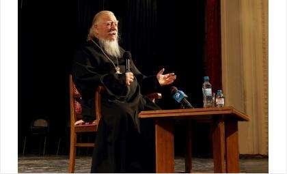 Встреча с протоиереем Дмитрием Смирновым