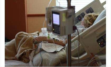 Заболевшая женщина обратилась за медпомощью слишком поздно