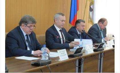 Губернатор Травников в 2019 году выделит Бердску средства на борьбу с подтоплением