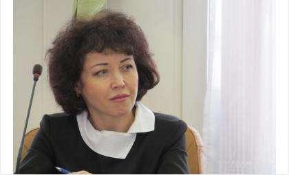 Крокус Лариса Владимировна, начальник отдела ЗАГС Бердска