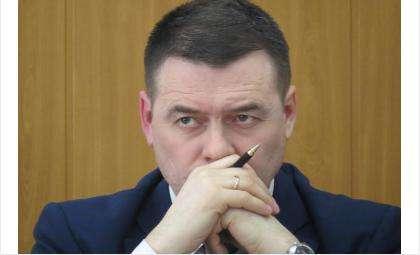 Владимир Захаров назначен и. о. главы города