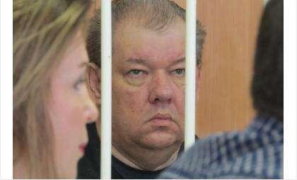 Александр Кожин - единственный из трёх подсудимых, который сидит в СИЗО
