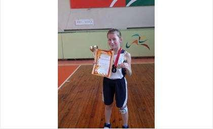 Лучшим игроком регионального первенства по баскетболу стала бердчанка