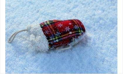 Обморозили руки и ноги в 40-градусные морозы двое жителей Искитима
