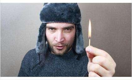 Будьте предельно осторожны при обращении с открытым огнем!