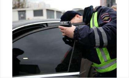 Автоинспекторы Новосибирской области проводят операцию «Тонировка»