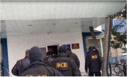 Спецназ участвовал в задержании начальника следственного отдела МВД Бердска