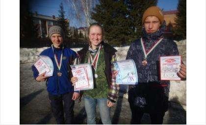 Бердск занял 2 место в первенстве региона по лыжным гонкам «Серебряная снежинка»