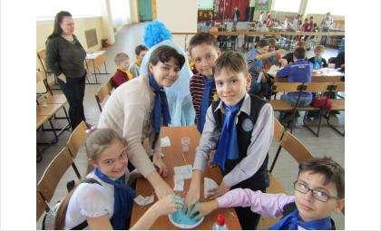 «Путешествие в Техноград» состоялось для школьников Бердска