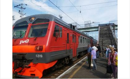 Льгота распространяется на пригородные поезда ЗСЖД