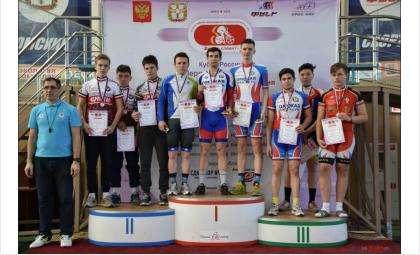 Велогонщик из Бердска представит Новосибирскую область в составе сборной России