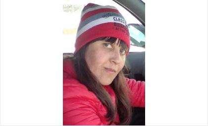 Ирина Требушинина пропала в Тогучинском районе