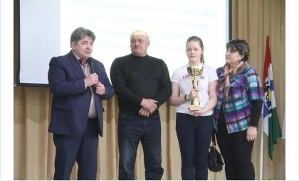 Чемпионкой Бердска по ментальной арифметике стала Ольга Скурихина