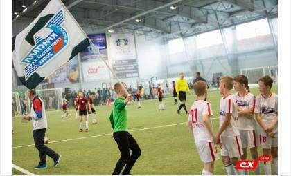 Футболисты «Кристалл-06» из Бердска победили в турнире в Барнауле
