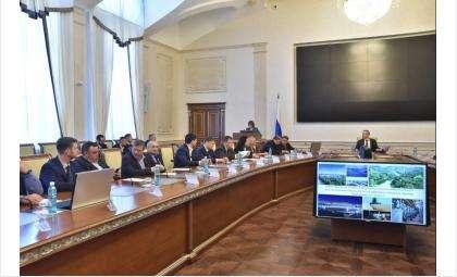 Совет по инвестициям одобрил строительство завода по выпуску целлюлозы в Линёво