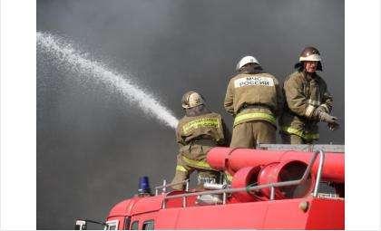 Спасённые на пожаре не нуждались в госпитализации
