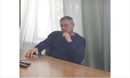 Обязанности начальника УКС исполняет Юрий Бекетов