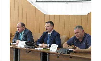 Власти спросили мнение горожан о грядущем дорожном ремонте