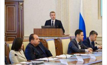 Заместитель министра ЖКХ и энергетики Новосибирской области Андрей Михайлов