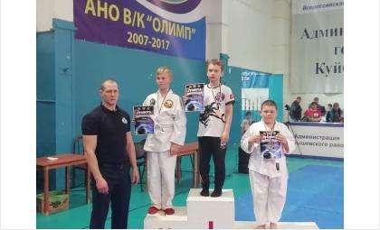 В турнире по рукопашному бою в Куйбышеве бердчане заняли призовые места
