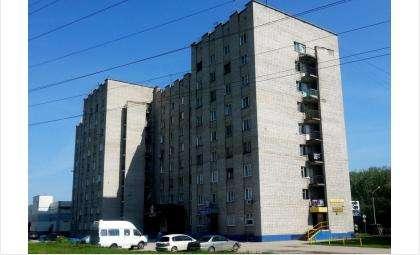 Общежитие на ул. Вокзальной