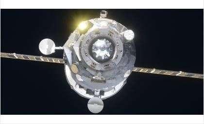 """На борту ракеты будет грузовой корабль с """"посылкой"""" для МКС"""