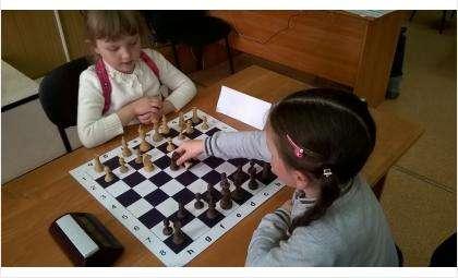 В Бердске прошел 25-й городской турнир по шахматам среди дошкольников