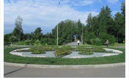 В парке появятся новые цветники, кусты и деревья