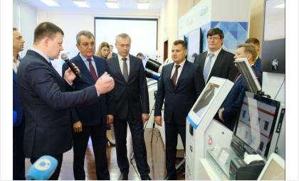 Губернатор договорился с «Ростех» об участии корпорации в проекте «Академгородок 2.0»