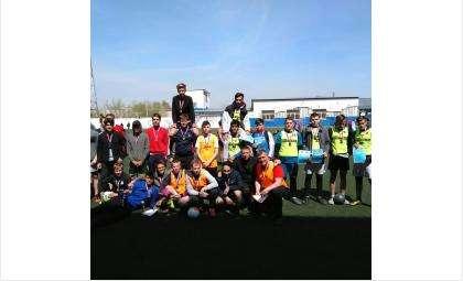 Летний сезон по мини-футболу среди дворовых команд открыт в Бердске