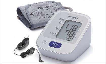Получите тонометр OMRON бесплатно, выполнив простые условия акции