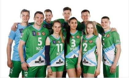 Бердчане в составе сборной региона заняли 4 место в «Кубке наций» по волейболу