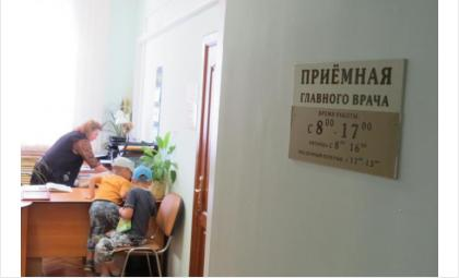 СК Бердска заявил о проверке инцидента в ЦГБ: муж пациентки сломал руку доктору
