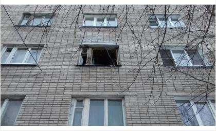 В Бердске нередко горят комнаты в общежитиях