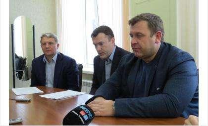 Топ-менеджеры МУП КБУ Бердска