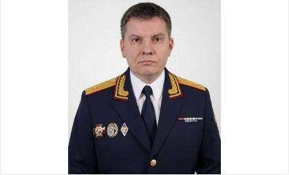 Руководитель регионального управления СКР Андрей Лелеко