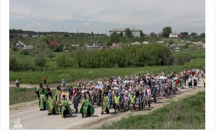 Крестный ход «За духовное возрождение России» 30 июня состоится в Искитиме