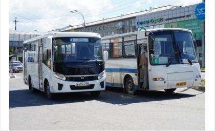 Автобусы довезут горожан до нового кладбища
