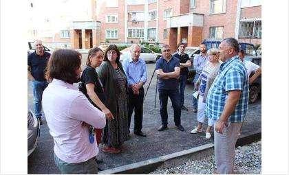 Общественники Бердска контролируют нацпроект «Формирование комфортной городской среды»