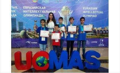 Победителями Евразийской олимпиады по ментальной арифметике стали школьники из Бердска