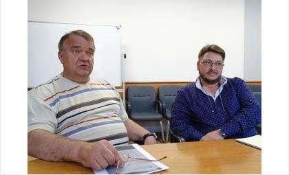 Виктор Голубев и Александр Пастухов